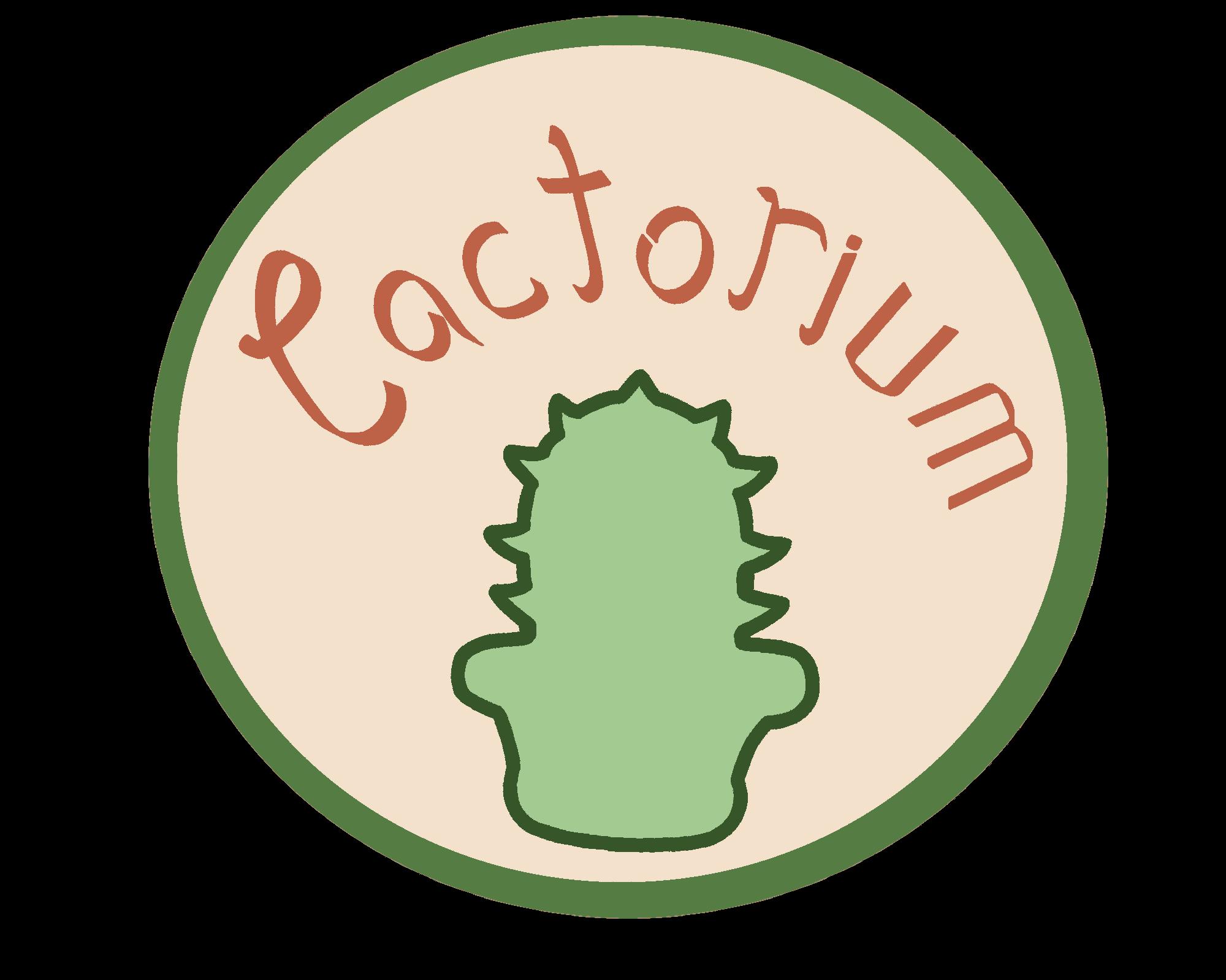 Logo Cactorium