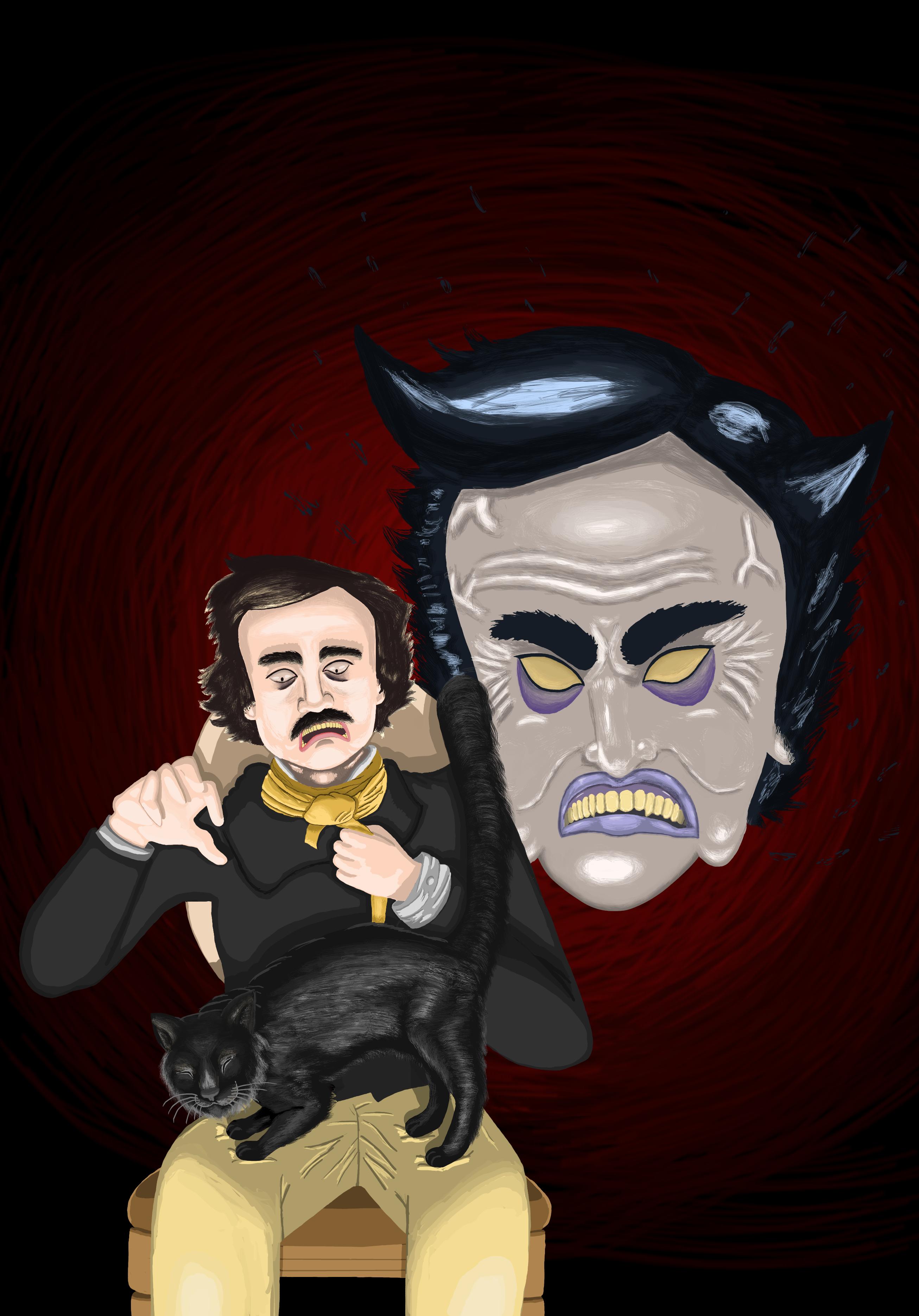 Gato Allan Poe