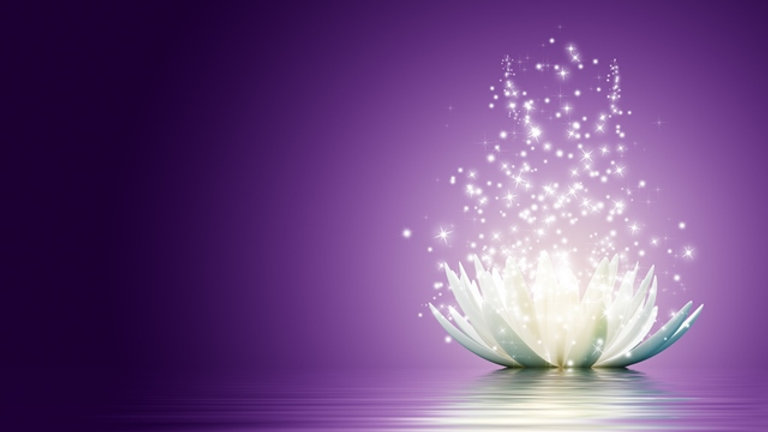 Violet Flame Meditation & Workshop