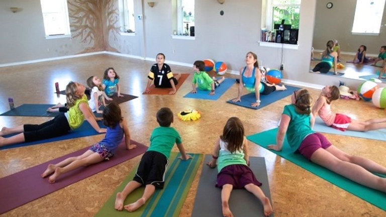 Wishful Wednesdays Yoga & Mindfulness Ages 5-8