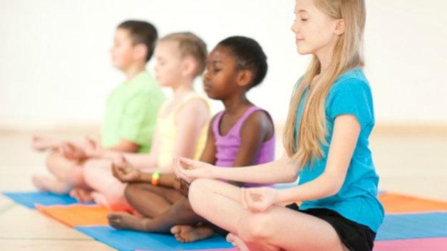 Thoughtful Tuesdays Yoga & Mindfulness 9-12yo
