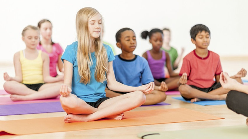 Creative Kid's Yoga Club