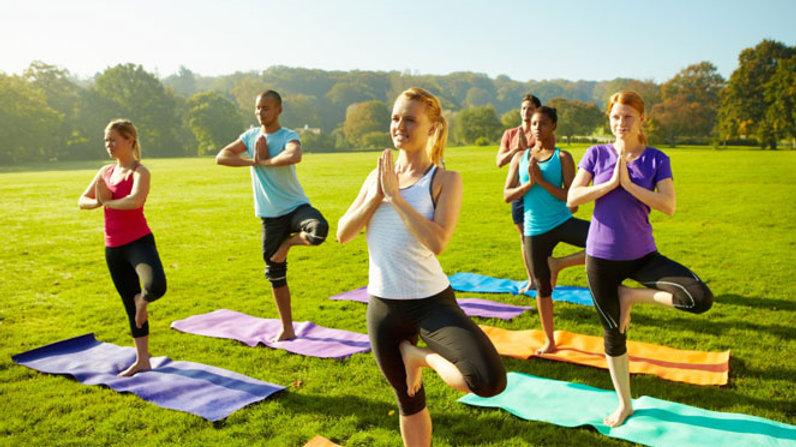 Mindfulness & Yoga Classes - 1 hour