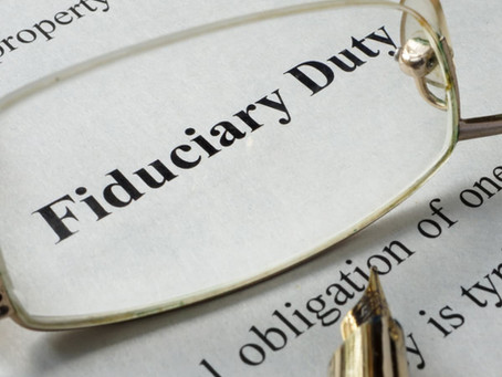What Does Fiduciary Mean?