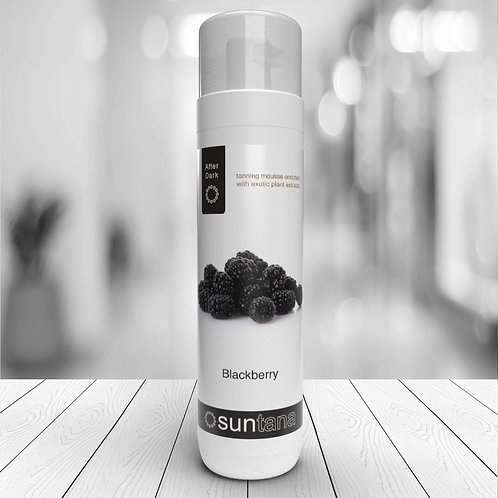 Blackberry 'After-Dark' Self Tan Mousse - 200ml