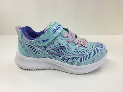 Skechers Jumpster in aqua/purple