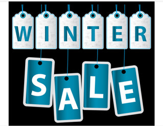 Winter Clearance Sale Continues...