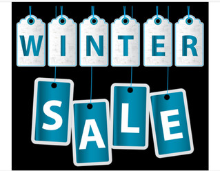 Our Winter Sale Continues...