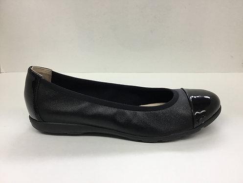 Caprice 9-22151 in black leather