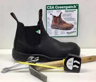 Blundstone CSA Greenpatch...
