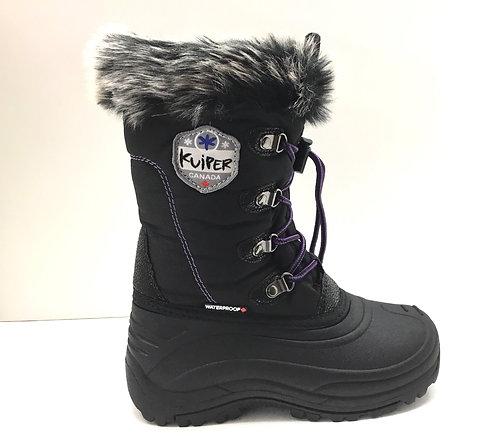 Kuiper Pyper blk/purple