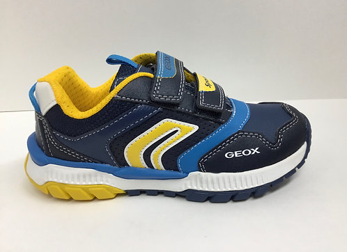 Geox Tuono - navy-yellow