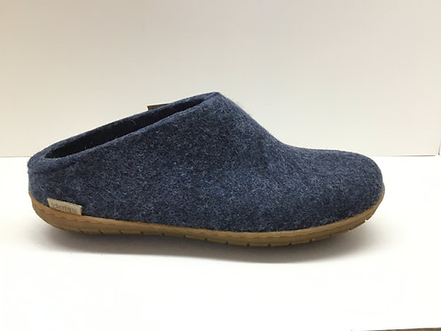 Glerups Open Heel - denim