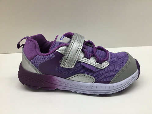 Saucony Wind Shield - violet-purple