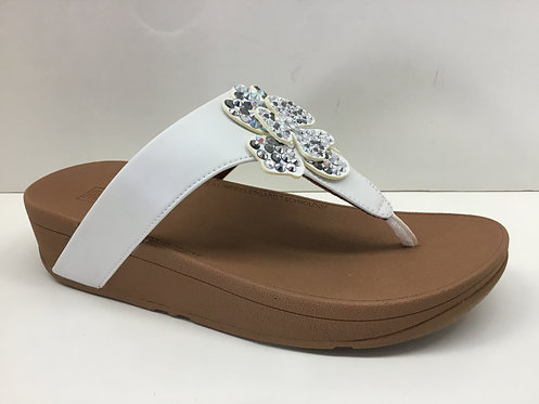Fitflop - Lottie Corsage Toe Thong