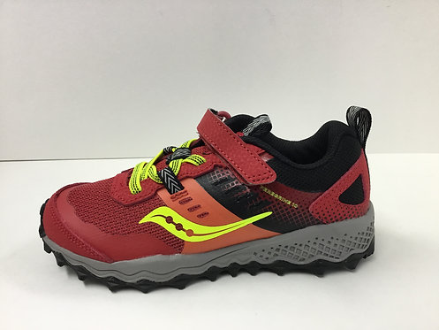 Saucony Peregrine  in red