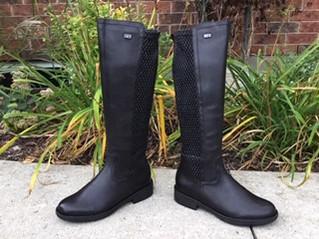Weather resistant Dress Boot...