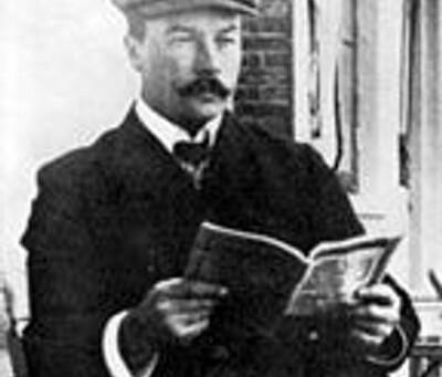 So who was Gustav Steinhauer?