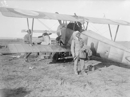 A pioneer of naval aviation