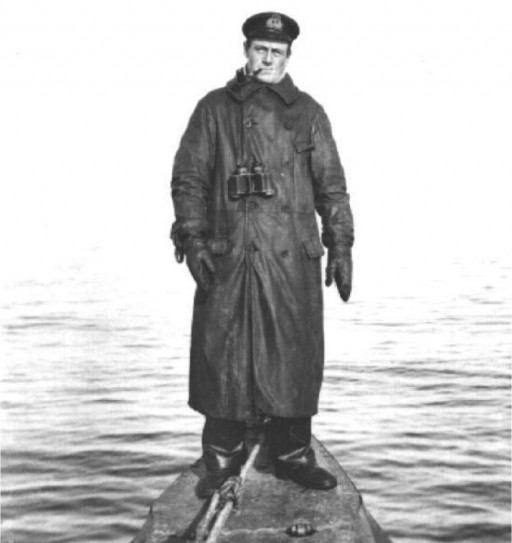 Lt Cdr Martin Nasmith