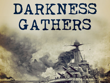 Taster of my new novel - Now the Darkness Gathers