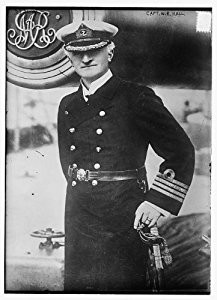 The naval officer who tried to bribe the Turks to stay out of WW1