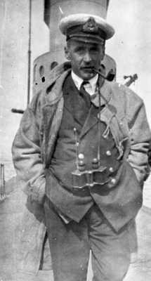 Lieutenant Commander Henry Stoker
