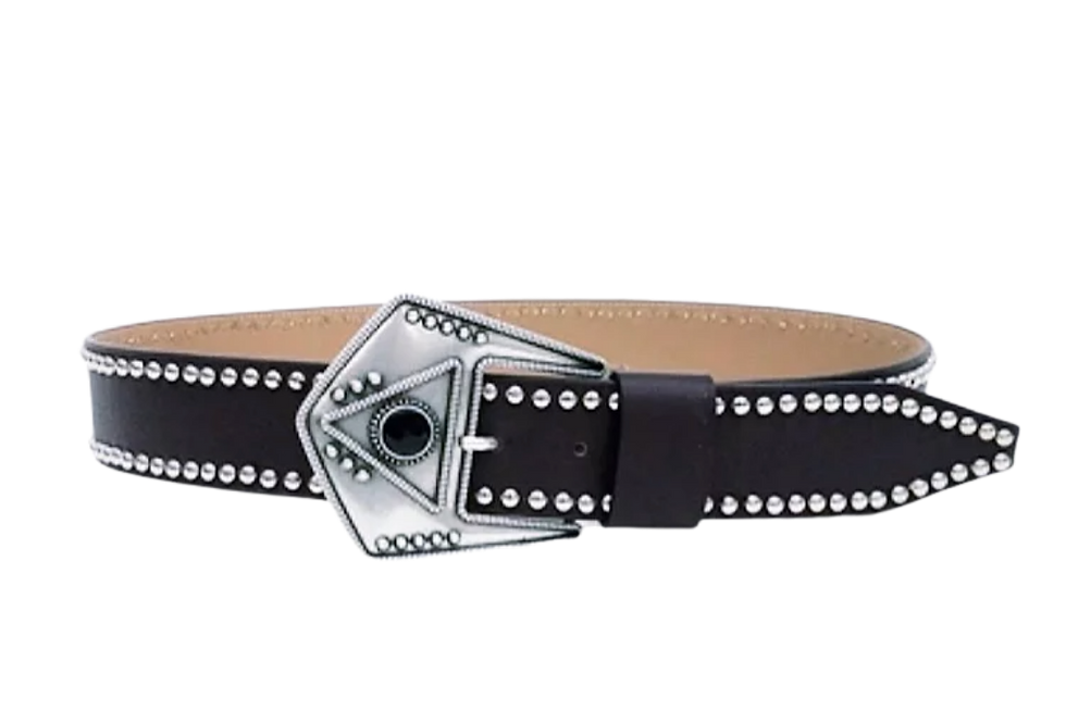 GAUCHO STUDED BELT