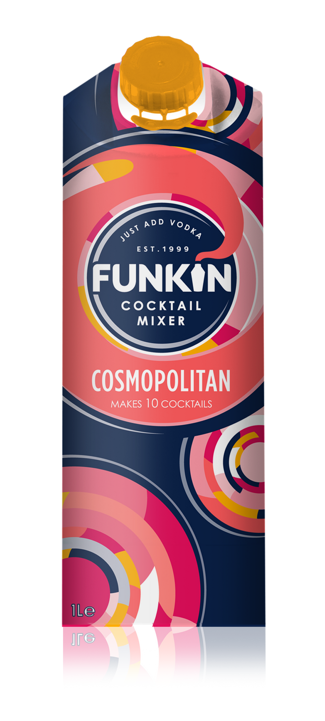 COLOURFUL RENDEZVOUS WITH FUNKIN COCKTAILS