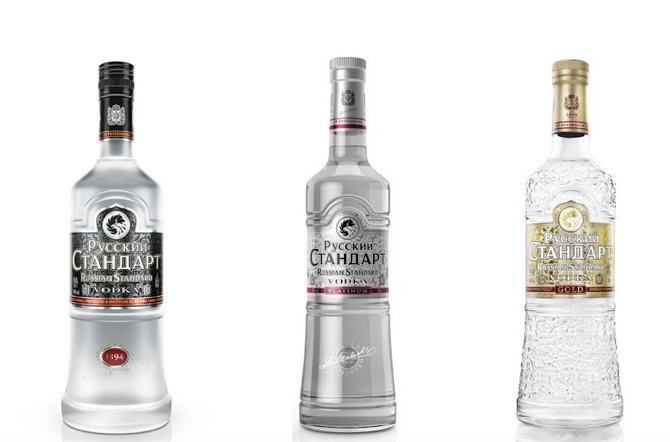 THE WHITE NIGHTS ON THE NEVA RIVER WITH RUSSIAN STANDARD