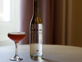GORAL VODKA MASTER LAUNCHES IN UK