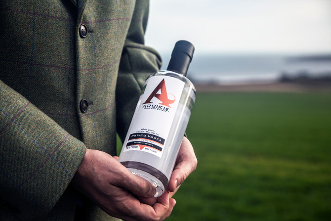 IN POTATOES WE TRUST: ARBIKIE HIGHLAND ESTATE DISTILLERY