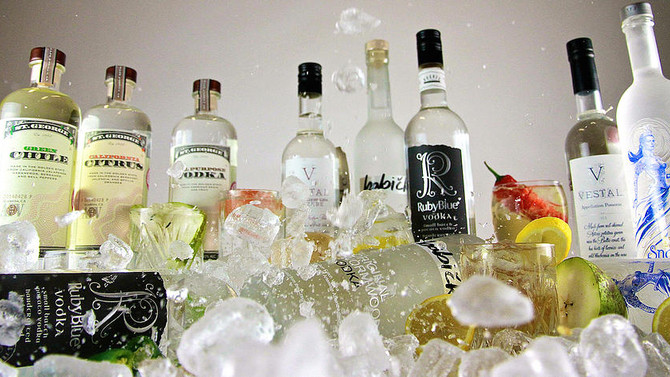 VODKA ROCKS 2015 - THE CAMPAIGN FOR BETTER VODKA