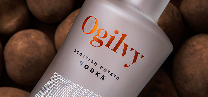 WE HONOUR THE LAND: OGILVY SCOTTISH POTATO VODKA