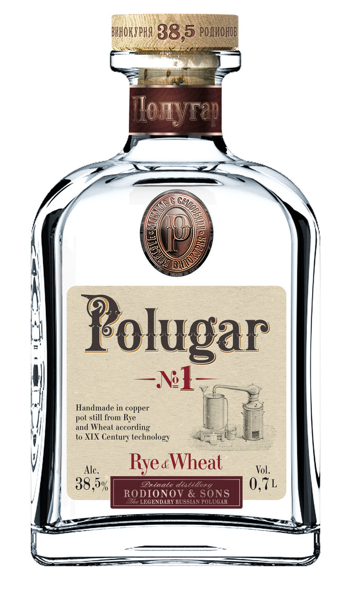 POLUGAR: A VODKA REVIVAL
