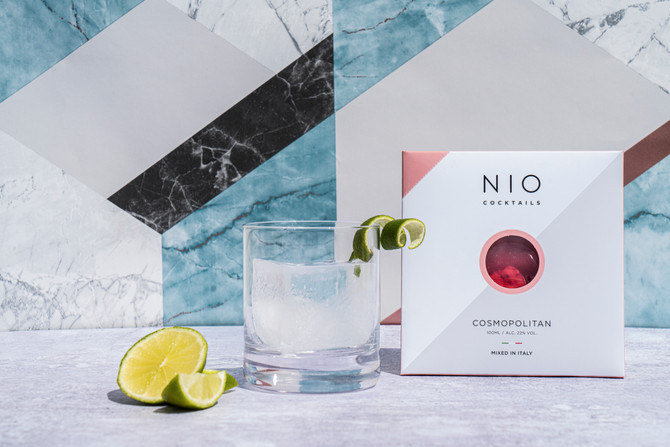NIO COCKTAILS: STYLISH, EFFORTLESS AND SUPERIOR TASTE EXPERIENCE