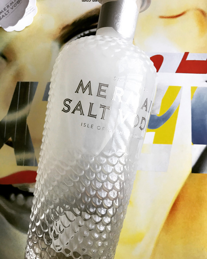 DIVE DEEP WITH MERMAID SALT VODKA
