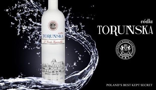 TORUNSKA VODKA - POLAND'S BEST KEPT SECRET