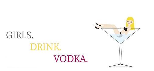 Girls Drink Vodka, Girls and vodka, Vodka, Vodka blog, best vodka, vodka magazine