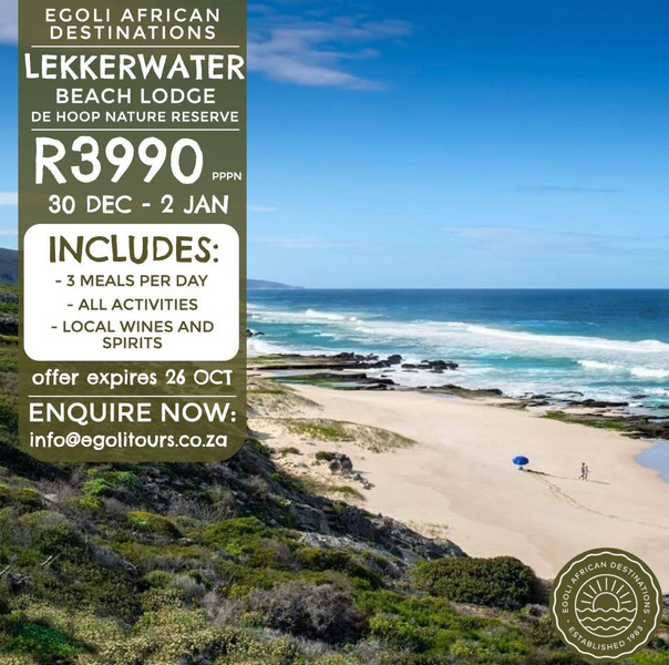 Lekkerwater Special Offer