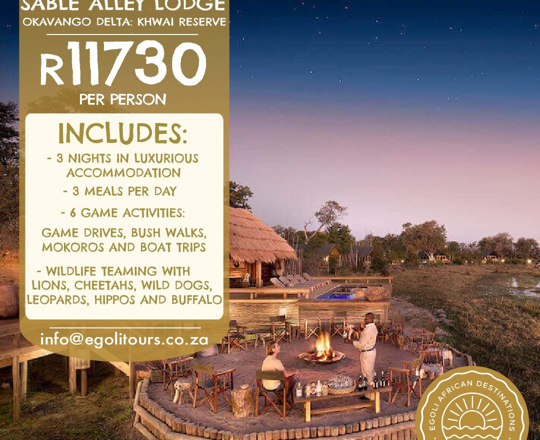Sable Alley Lodge - 3 Night Special