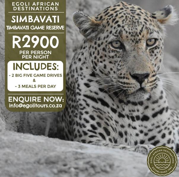 Simbavati Private Game Reserve