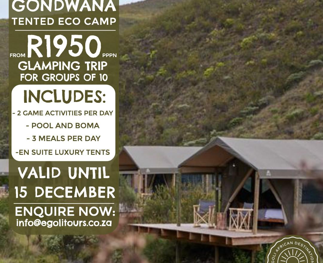 Gondwana Tented Camp