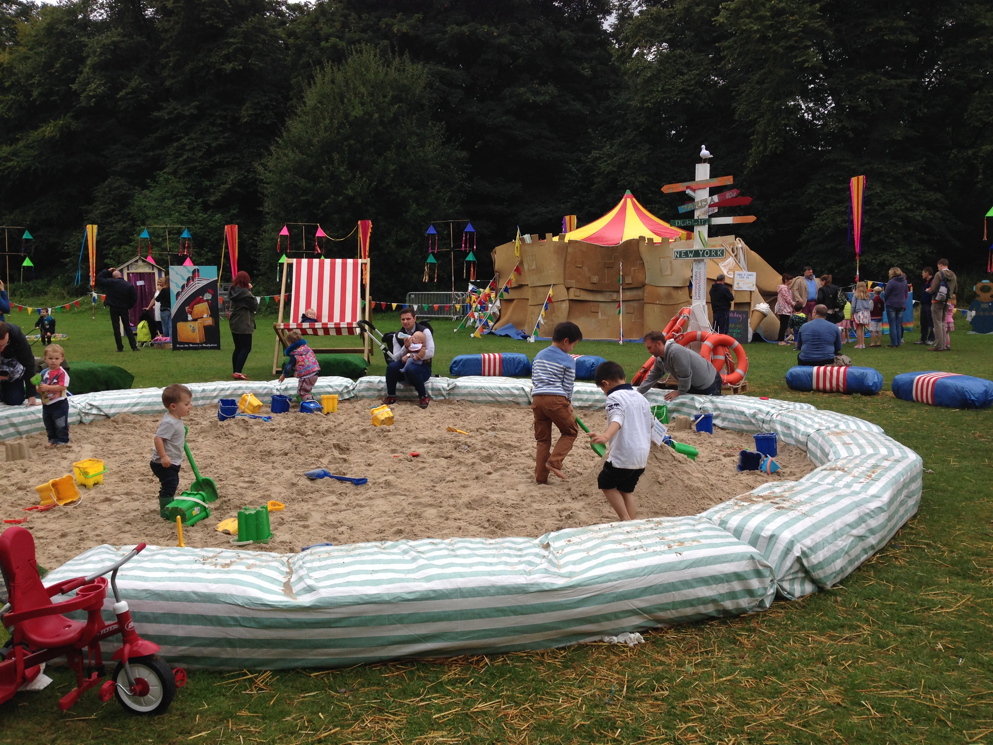LIMF, Kids Field