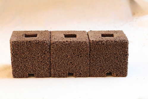 "HYDROPEAT Grow Cube 4""x4""x4"" 12 pack"