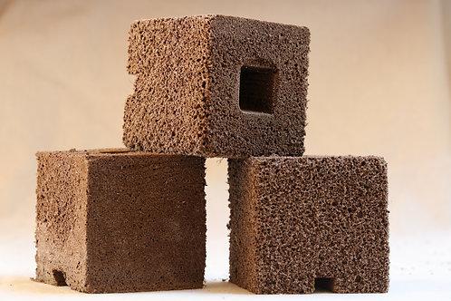 "HYDROPEAT Grow Cube 4""x4""x4"" Bulk"