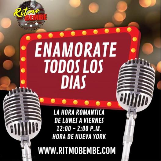 Enamorate con www.ritmobembe.com