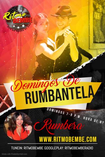 Rumbera - Domingos De Rumbantela