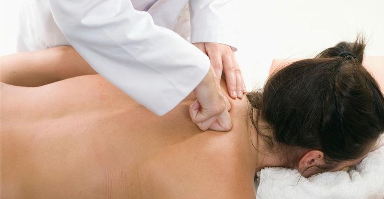 1 Hr Deep Tissue Massage