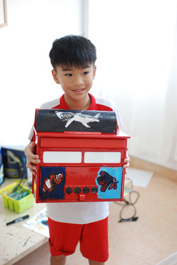Utter Studio Fishy Letter Box by Nathanael-6.JPG